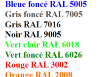 Cadre et bâche pour remorque TWINS de 257 Cm x 157 Cm x 180 Cm intérieur - AR00415