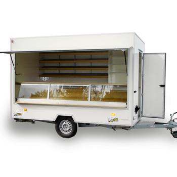 Baguetteria - 360 x 210 x 230 Cm - 1500 Kg avec frein - AR00650