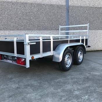 Remorque double essieux KERENZO - 307 Cm x 132 Cm - AR00381