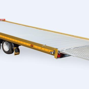 Low Rider Wreckingstar 35 - 3500 Kg - Triple essieux - AR00695