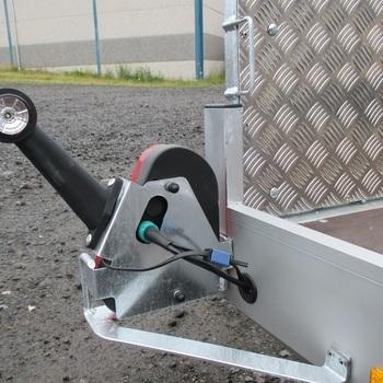Configurateur - LIFTER FB 27.13 - Abaissement hydraulique - 270 x 130 Cm