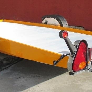 Configurateur - LIFTER F II - 750 Kg sans frein - Abaissement hydraulique - 310 x 130 Cm