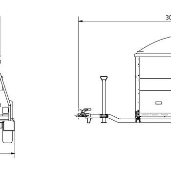 Daltec KART VZ 18 2SP - AR00557