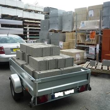 Remorque pliante Walltrailer W750 - AR331