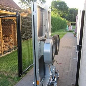 Sidemover pour remorque walltrailer W750 - AR00345