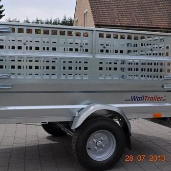 Réhausse grillagée de 50 Cm pour remorque Walltrailer W750 - AR00337