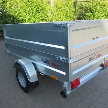Ridelles supplémentaire de 39 Cm pour remorque Walltrailer W750 - AR00336