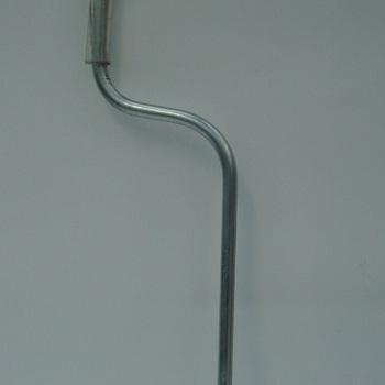 Manivelle de levage pour béquille rotative - AR00269