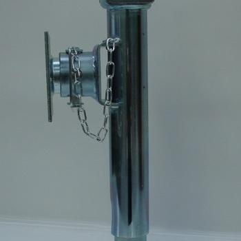 Béquille rotative de 1300 Kg - AR00267 - AR00268