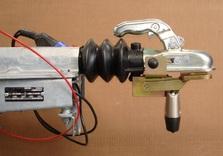 Antivol fixe pour main d'attelage de remorque freinée - AR00224