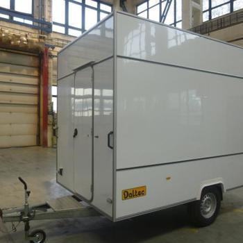 ICELAND 1 - 320 x 193 x 230 Cm - 1500 Kg avec frein - AR00834