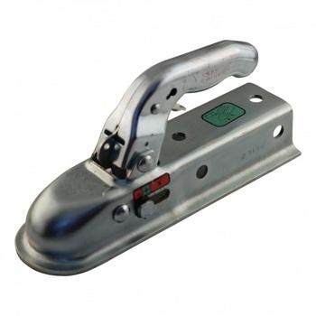 Tête d' attelage renforcée pour tube 50/50 mm - AR00844