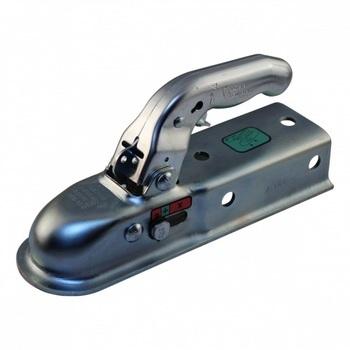 Tête d' attelage renforcée pour tube 60/60 mm - AR00845