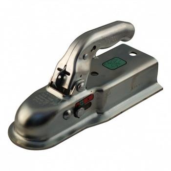 Tête d' attelage renforcée pour tube 70/70 mm - AR00235