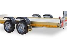 LIFTER FB 25  - 2500 Kg freinée - Abaissement hydraulique - 370 x 167 Cm - AR00846