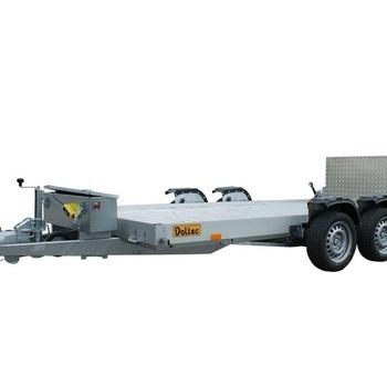 LIFTER FB 35 L  - 3500 Kg freinée - Abaissement hydraulique - 400 x 185 Cm - AR00885