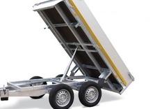 Benne basculante Eduard 310 x 160 Cm , 750 Kg sans frein - AR00616