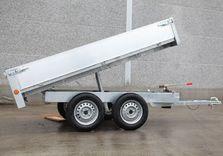 Benne basculante Kerenzo 312 x 150 Cm , 750 Kg sans frein - AR00990