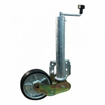 Roue jockey automatique NOVIO - 500 Kg - AR01103