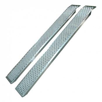 Set rampes aluminium 2500 x 260 - AR00298