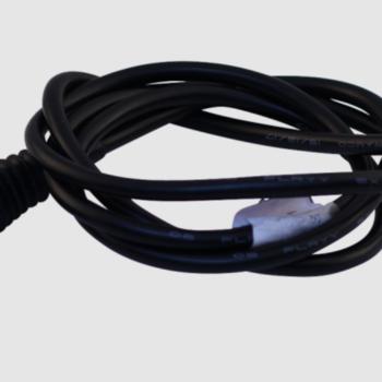 Faisceau de câble avec extrémité ouverte gauche 1.5m bajonet 5-poles - AR01264
