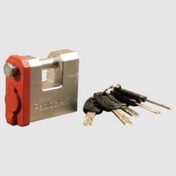 Padlock X SCM , cadenas pour Fixed Lock SCM - AR00481