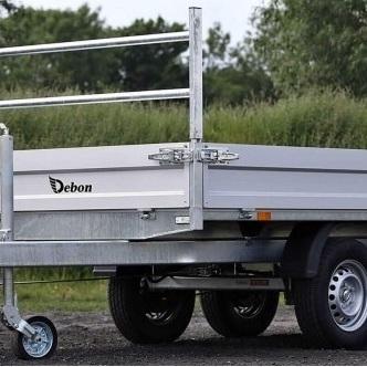 DEBON PW1.2 LUX 300X160 - 2000 Kg- AR01313