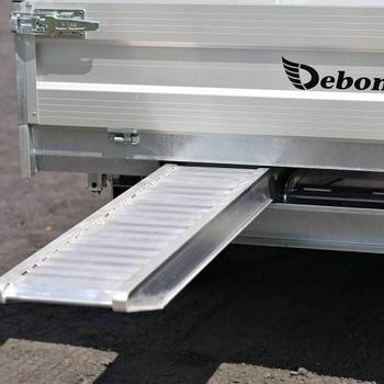 DEBON PW2.3 LUX TRIBENNE 2600KG - AR00796