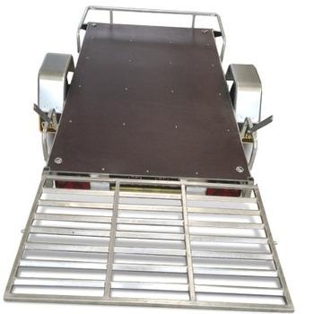 Daltec QUAD 1 - 750 Kg sans frein - 247 Cm x 139 Cm - AR00593