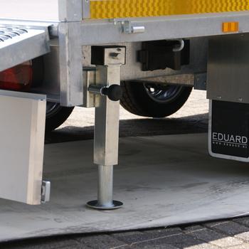 Béquille rotative de 1300 Kg - Automatique - AR00506