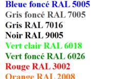 Cadre et bâche pour remorque KERENZO de 225 Cm x 132 Cm x 120 Cm intérieur - AR00286