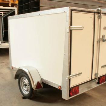 Simple essieu 750 Kg sans frein
