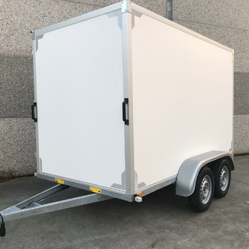 Double essieux 750 Kg sans frein